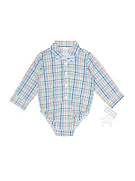 Nursery Rhyme Long Sleeve Onesie Size 9-12 mo