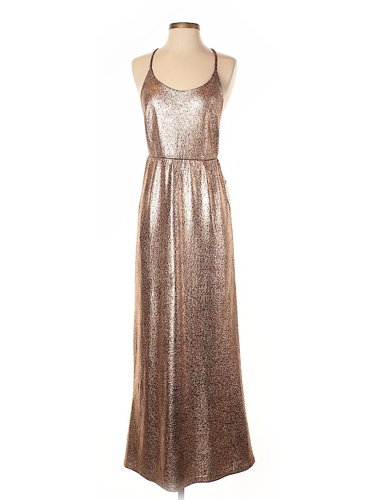 Forever 21 Floral Brown Cocktail Dress Size S - 63% off | thredUP