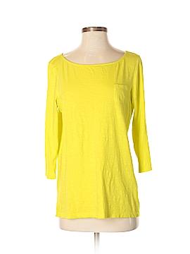 Ann Taylor 3/4 Sleeve T-Shirt Size L