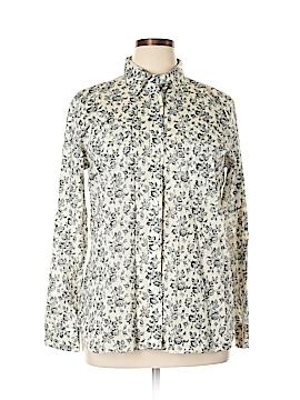 L-RL Lauren Active Ralph Lauren Long Sleeve Button-Down Shirt Size XL