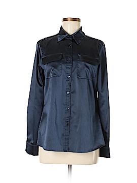 Jones Wear Long Sleeve Blouse Size 8