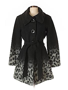 Tribal Wool Coat Size 10
