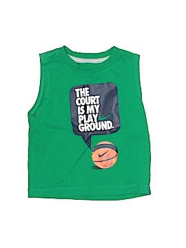 Nike Sleeveless T-Shirt Size 18 mo