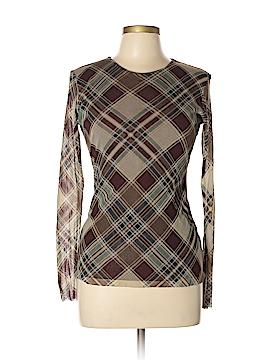 Petit Pois Long Sleeve Blouse Size L