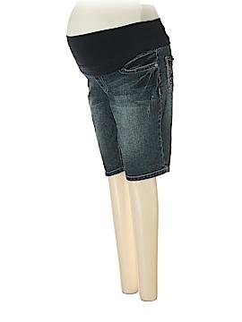 Wall Flower Denim Shorts Size S