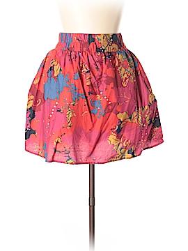 Criss Cross Casual Skirt Size L