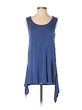 Joan Vass Sleeveless Top Size S