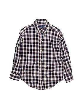 Ralph by Ralph Lauren Long Sleeve Button-Down Shirt Size 4