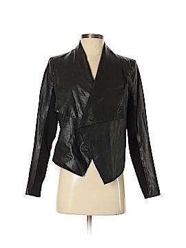 BCBGMAXAZRIA Leather Jacket Size S