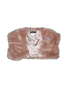 Biscotti Collezioni Faux Fur Vest Size 10