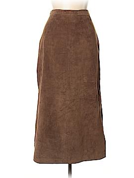 Genuine Sonoma Jean Company Leather Skirt Size 12