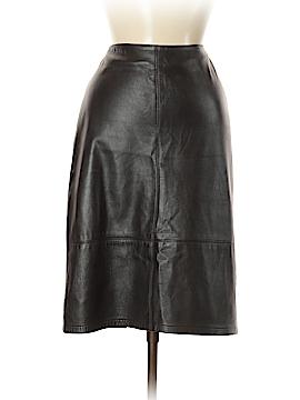 Karen Kane Leather Skirt Size 6