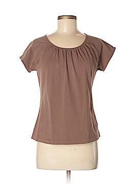 Petite Sophisticate Short Sleeve Top Size M