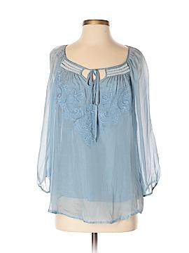 4 Love & Liberty 3/4 Sleeve Blouse Size S