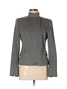 Akris Punto for Bergdorf Goodman Wool Coat Size 6