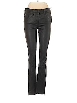 Paige Leather Pants 27 Waist