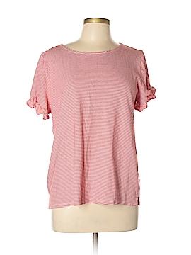Ann Taylor LOFT Short Sleeve Top Size XL