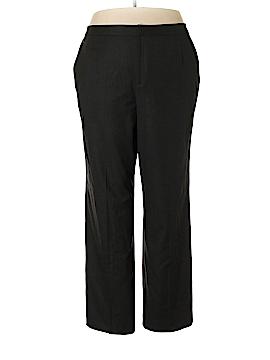 Ellen Tracy Wool Pants Size 20 (Plus)