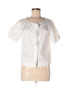 Kate Spade New York Short Sleeve Button-Down Shirt Size S