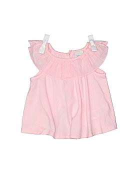 Jillian's Closet Short Sleeve Top Size 3-6 mo