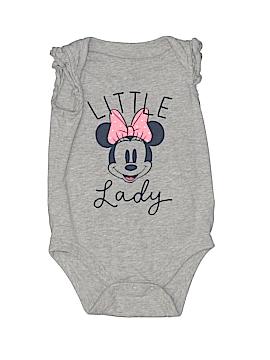 Disney Short Sleeve Onesie Size 6-12 mo
