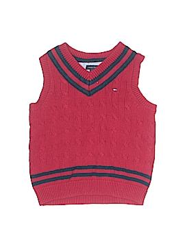 Tommy Hilfiger Sweater Vest Size 3T