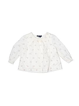 Baby Gap Long Sleeve Blouse Size 12-18 mo
