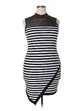 Curve Revolution Casual Dress Size 2X (Plus)