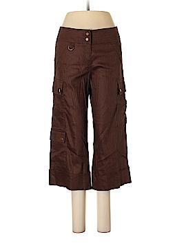 Cache Linen Pants Size 2