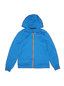 Nike Zip Up Hoodie Size L (Kids)