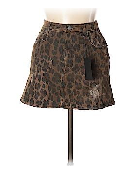 R13 Denim Skirt 29 Waist