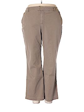 Dockers Dress Pants Size 24W (Plus)