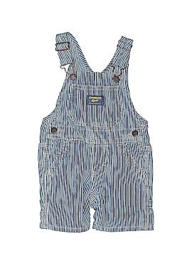 OshKosh B'gosh Overall Shorts Size 12