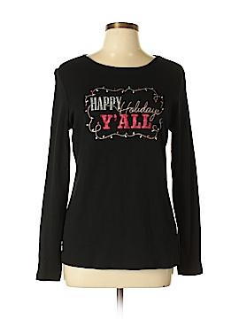 Rebecca Malone Long Sleeve T-Shirt Size L