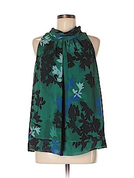 Eva Mendes by New York & Company Sleeveless Blouse Size M