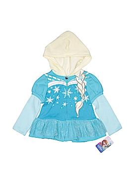 Disney Zip Up Hoodie Size 4T