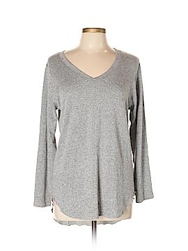 Nally & Millie Long Sleeve Top Size Lg - XL