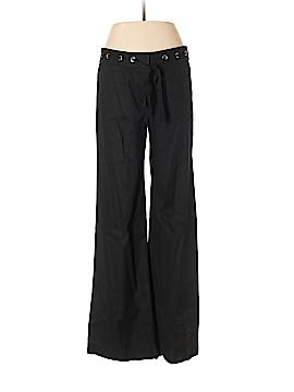 BCBGMAXAZRIA Linen Pants Size 10