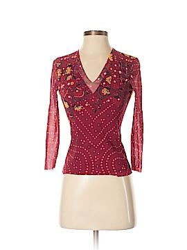 Vivienne Tam 3/4 Sleeve Blouse Size XS (0)