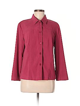 DressBarn Long Sleeve Blouse Size 8