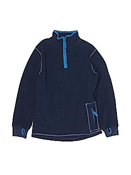 Mini Boden Fleece Jacket Size 9 - 10