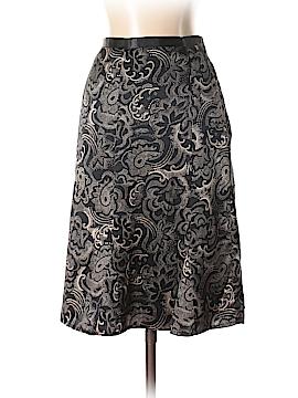 MGXX Silk Skirt Size 34 (FR)