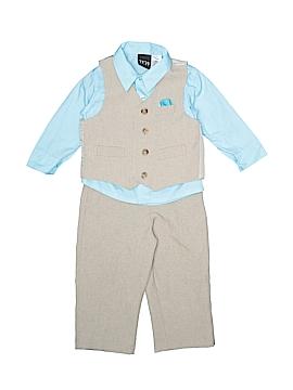 TFW Tuxedo Vest Size 24 mo