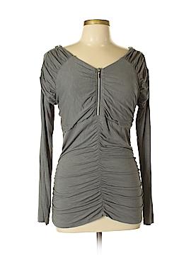 Linea Domani Long Sleeve Top Size L
