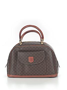 Céline Leather Satchel One Size