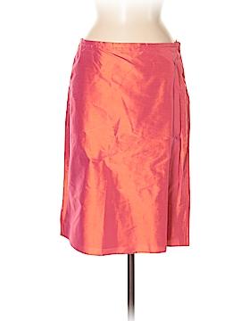 Armani Collezioni Silk Skirt Size 6