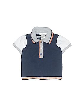 Miniclasix Short Sleeve Polo Size 6 mo