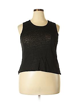 Rag & Bone/JEAN Sleeveless T-Shirt Size L