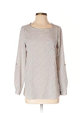 Lila Rose Long Sleeve Blouse Size S