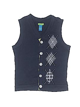 Greendog Sweater Vest Size 4